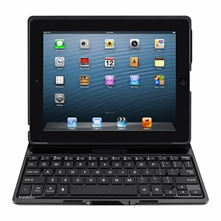belkin keyboard with case for ipad belkin office