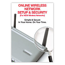 Wireless Network Setup Security Service