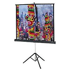 Da Lite Versatol Tripod Projection Screen