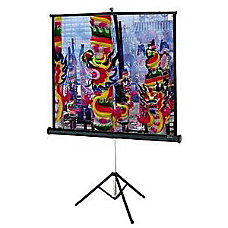 Da Lite Tripod Projector Screen