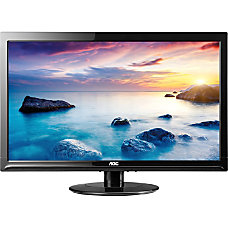 AOC e2425Swd 24 LED LCD Monitor