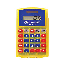 Learning Resources Basic Student Calc U