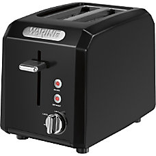Waring Pro Cool Touch Toaster Black