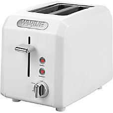 Waring Pro Cool Touch Toaster White
