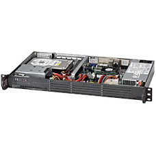 Supermicro SuperServer 5017P TF 1U Rack