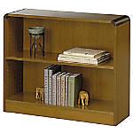 Safco Radius Edge Veneer Bookcase 30