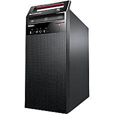 Lenovo ThinkCentre E73 10AS00DFUS Desktop Computer