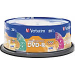 Verbatim DVD R Recordable Media With