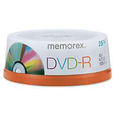 Memorex DVD R Recordable Media Spindle