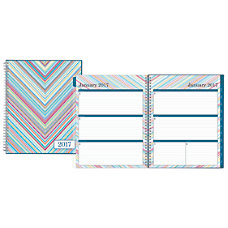 Blue Sky Fashion WeeklyMonthly Planner 8