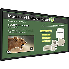 Planar PS7050T Interactive Large Format Display