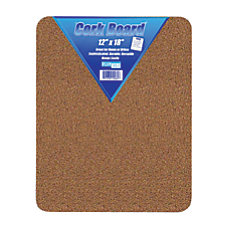 Flipside Cork Bulletin Board 12 H