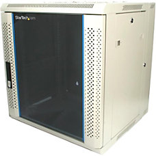 StarTechcom 12U Steel Wall Mount Server