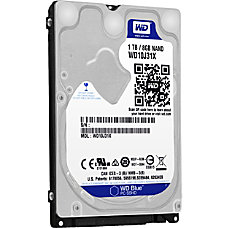 WD Blue SSHD 1TB Laptop SATA
