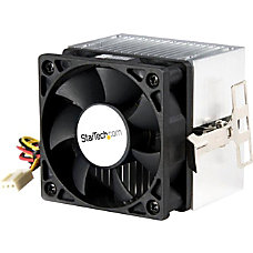 StarTechcom 60x65mm Socket A CPU Cooler