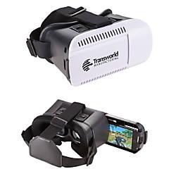 Luxury Virtual Reality Headset White