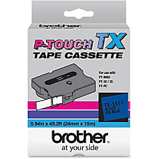 Brother Tapes 1 x 50 1