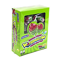 Bon Bon Boom Lollipops Watermelon Box