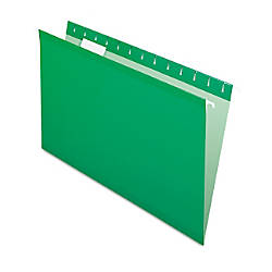 Pendaflex Premium Reinforced Color Hanging Folders