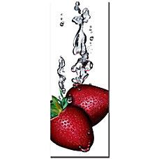 Trademark Global Strawberry Splash II Gallery