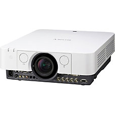 Sony VPL FX35 LCD Projector 1080p