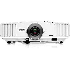 Epson PowerLite 4200W WXGA 3LCD Projector