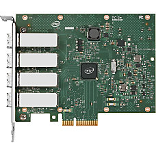 Intel Ethernet Server Adapter I340 F4