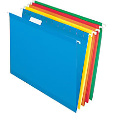 TOPS Recycled 15 Cut Hanging Folders