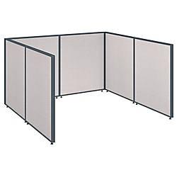 Bush Business Furniture ProPanels Single Open