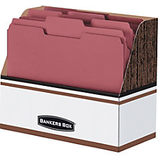 Bankers Box 60percent Recycled Folder Holder