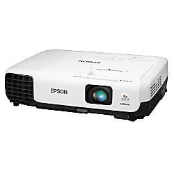 Epson® VS330 XGA 3LCD Projector