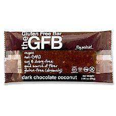 The Gluten Free Bar Dark Chocolate