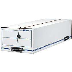 Bankers Box Liberty Storage Box With