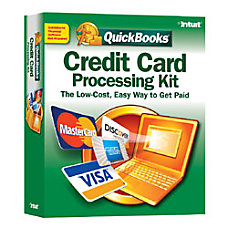 QuickBooks Credit Card Processing Kit 2006