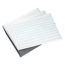 Office depot brand computer paper 1 part 20 lb 14 78 x 11 for Blue bond paper