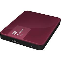 WD My Passport Ultra 1TB Portable