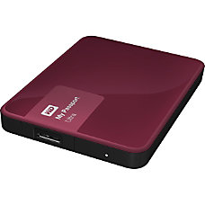 WD My Passport Ultra 1TB Portable