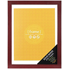 Victory Solid Wood Frame 8 12