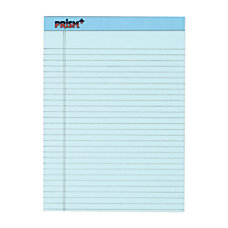 TOPS Prism Color Writing Pad 8