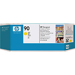 HP 90 Yellow Ink Printhead C5057A