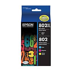 Epson DuraBrite T802XL BCS High Yield