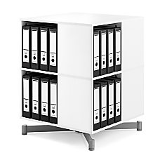 Moll Cube Binder And File Carousel