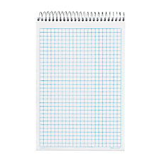 TOPS NoteWorks Quad Steno Book With