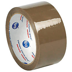 Partners Brand Natural Rubber Carton Sealing