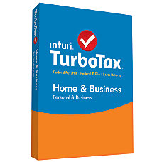 TurboTax Home Business 2015 For PCMac
