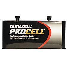 Duracell Procell Alkaline Lantern Battery 6