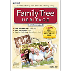 Family Tree Heritage Platinum 8 Download