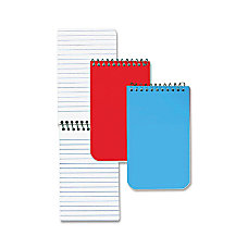 Rediform National Wirebound Memo Notebook 60