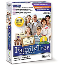 Family Tree Heritage 7 Download Version