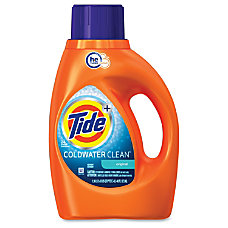 Tide Cold Water Laundry Detergent Liquid